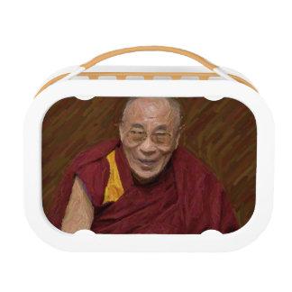 Dalai Lama Buddha Buddhist Buddhism Meditation Yog Lunch Boxes