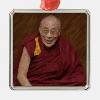 Dalai Lama Buddha Buddhist Buddhism Meditation Yog Metal Ornament