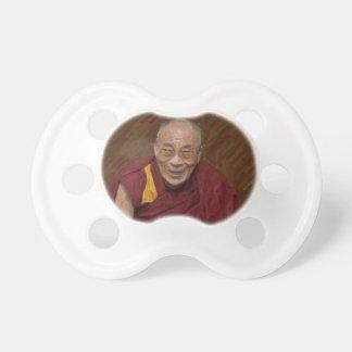 Dalai Lama Buddha Buddhist Buddhism Meditation Yog Pacifier