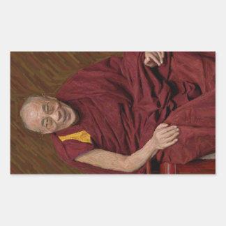 Dalai Lama Buddha Buddhist Buddhism Meditation Yog Sticker