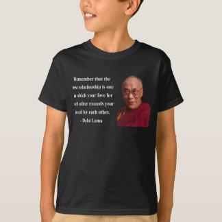 dalai lama quote 11b T-Shirt