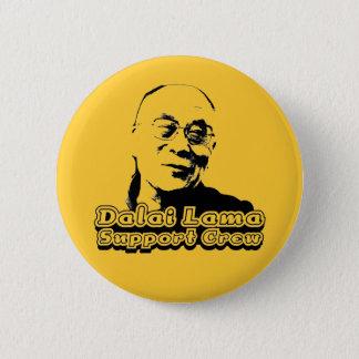 Dalai Lama Support Crew 2 Inch Round Button