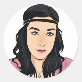 Dale Demi Sticker