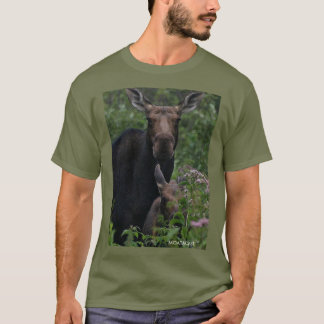 Dale's Moose & Calf T-Shirt (MOATACAST)