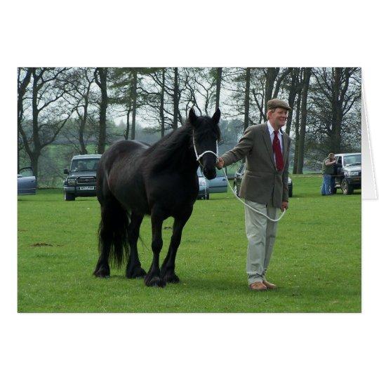 Dales Pony card