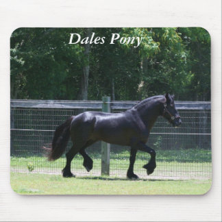 Dales Pony Trot Mouse Pad
