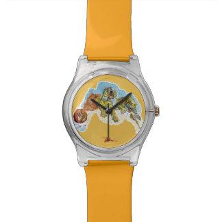 Dali Tigers Wristwatch