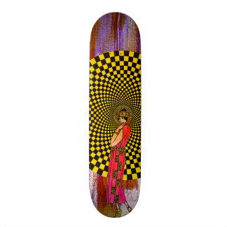 Daliance by Michael Moffa Custom Skate Board