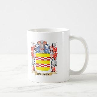Dalla-Ca Coat of Arms - Family Crest Coffee Mug
