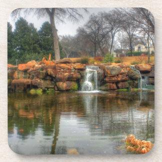 Dallas Arboretum and Botanical Garden Beverage Coasters