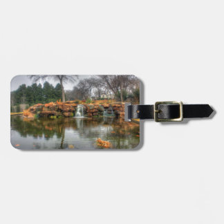 Dallas Arboretum and Botanical Garden Luggage Tag