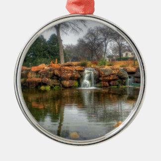 Dallas Arboretum and Botanical Garden Metal Ornament
