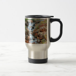 Dallas Arboretum and Botanical Garden Travel Mug
