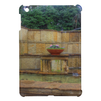 Dallas Arboretum and Botanical Gardens Entrance Cover For The iPad Mini