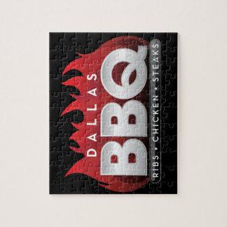 Dallas BBQ 8x10 Photo Puzzle with Gift Box