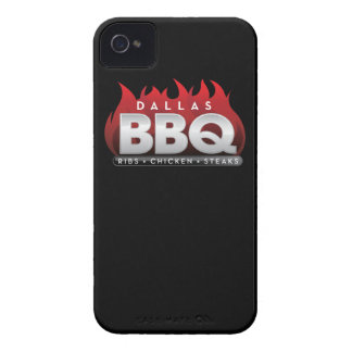 Dallas BBQ Case-Mate iPhone 4 Barely There Univers