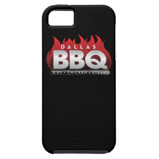 Dallas BBQ Case-Mate Tough iPhone SE + iPhone 5/5S