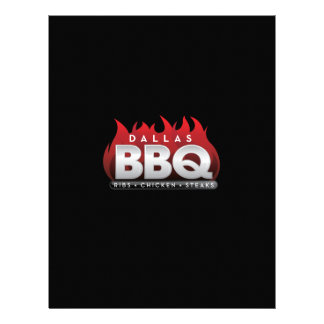 Dallas BBQ Letterhead
