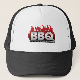 Dallas BBQ Trucker Hat