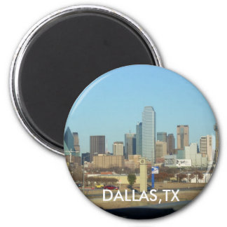 dallas - Customized Magnet