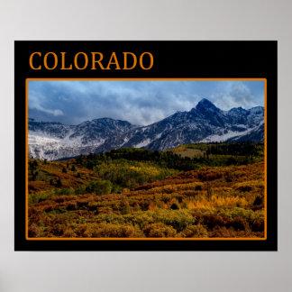 Dallas Divide Colorado Poster