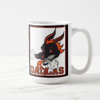 Dallas Dragon Mug