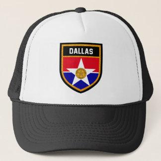 Dallas  Flag Trucker Hat