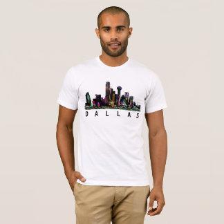 Dallas in graffiti T-Shirt