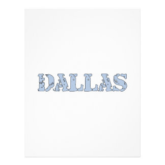 Dallas Letterhead