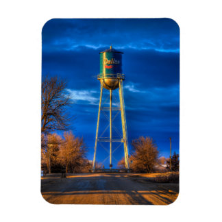 Dallas, SD Water Tower Magnet