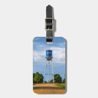 Dallas, SD Water Tower & Museum Bag Tag