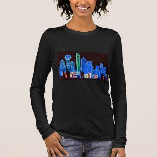 Dallas Skyline Women's Tee Shirt