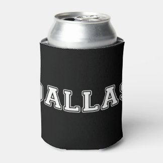 Dallas Texas Can Cooler