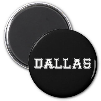 Dallas Texas Magnet