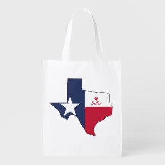 Dallas, Texas Market Totes