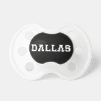 Dallas Texas Pacifier