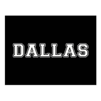 Dallas Texas Postcard