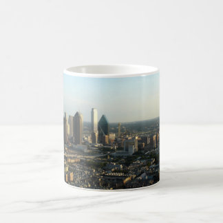 Dallas, Texas Skyline Coffee Mug