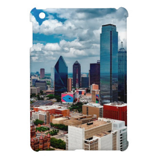 Dallas Texas Skyline iPad Mini Cases