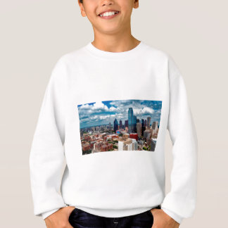 Dallas Texas Skyline Sweatshirt