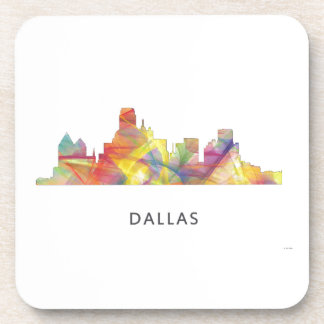 DALLAS, TEXAS SKYLINE WB1 - COASTER