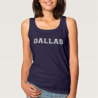 Dallas Texas Tank Top