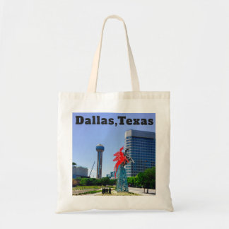Dallas Texas Tote Bag