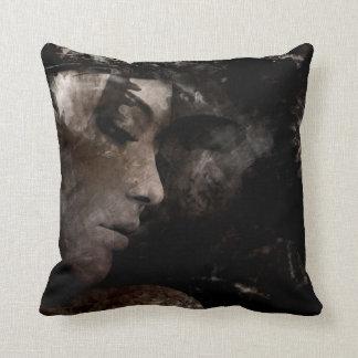 Dalliance Throw Pillow