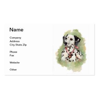 Dalmatian Business Cards