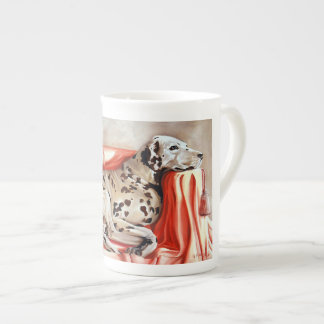 Dalmatian coffee mosquito tea cup