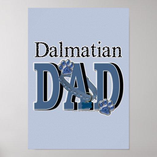Dalmatian DAD Posters