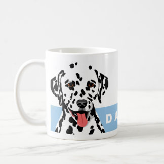 Dalmatian Design Coffee Mug