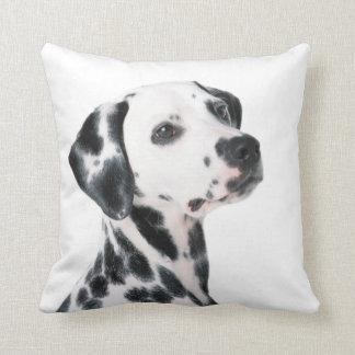 Dalmatian dog beautiful photo cushion, gift throw pillow