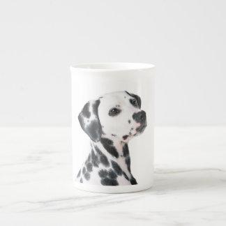 Dalmatian dog beautiful photo, gift tea cup